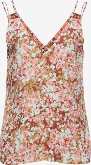 Esprit Collection Bluse in beige / weiß, Produktansicht