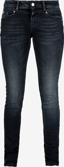 Miracle of Denim Skinny Fit Jeans im 5-Pocket-Style in blau, Produktansicht
