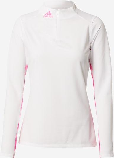 adidas Golf Sporta krekls rozā / balts, Preces skats