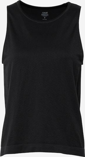 Casall Športni top | črna barva, Prikaz izdelka