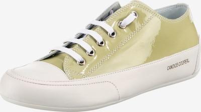 Candice Cooper Sneakers in hellgrün, Produktansicht