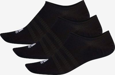 ADIDAS PERFORMANCE Športne nogavice 'Light Nosh' | temno siva / črna / bela barva, Prikaz izdelka