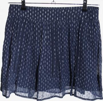 eksept Skirt in S in Blue