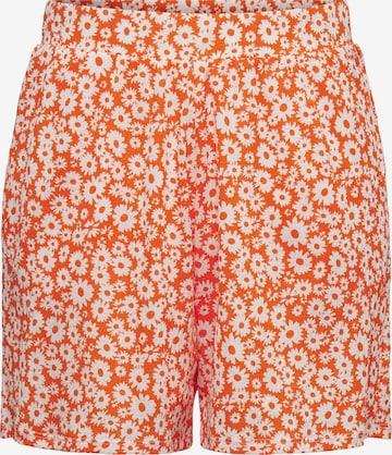 ONLY Broek 'Pella' in Oranje