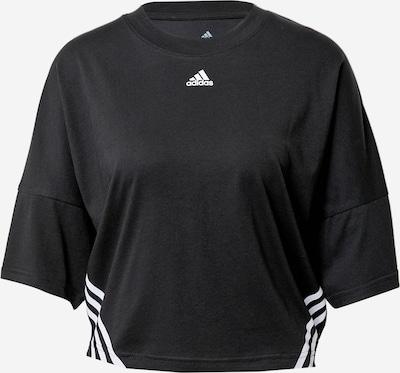 ADIDAS PERFORMANCE Funkčné tričko - čierna / biela, Produkt