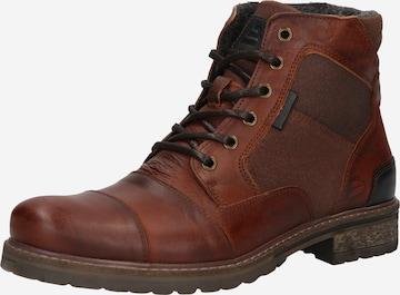 BULLBOXER Boots in Braun