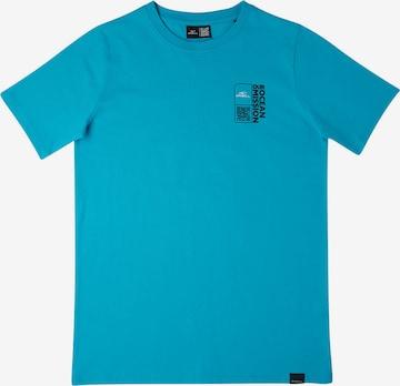 O'NEILL T-Shirt 'Andaman Sea' in Blau
