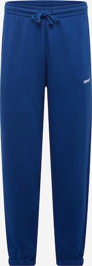 LEVI'S Панталон в нейви синьо / бяло, Преглед на продукта