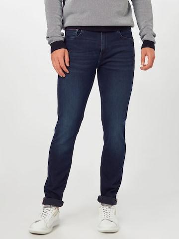 TOMMY HILFIGER Jeans 'CORE SLIM BLEECKER I' in Blau