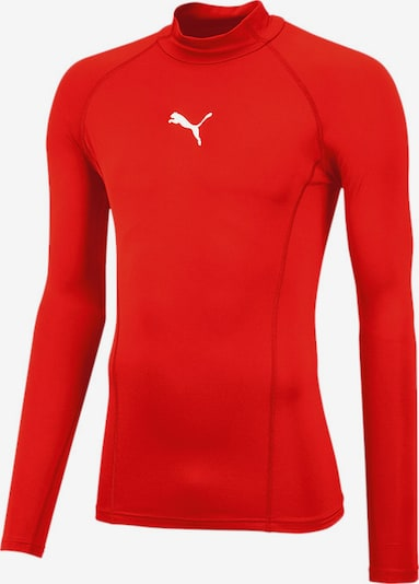 PUMA Shirt 'LIiga Baselayer' in rot, Produktansicht