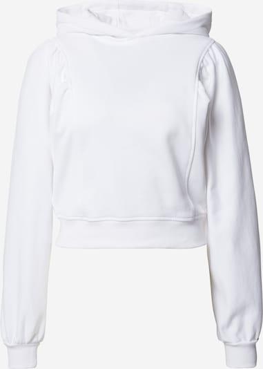 Urban Classics Блузон с качулка в бяло, Преглед на продукта