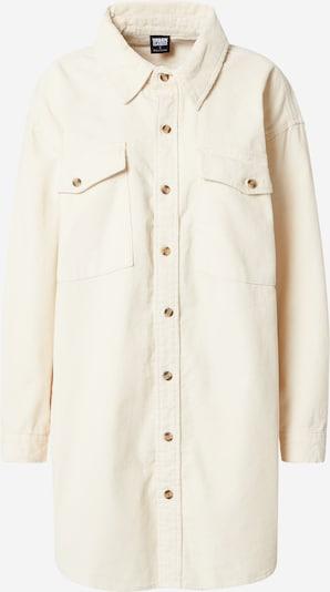 Urban Classics Shirt in creme, Produktansicht