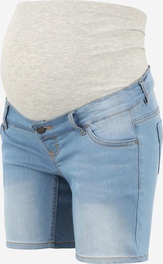 MAMALICIOUS Shorts 'MLFifty' in hellblau, Produktansicht