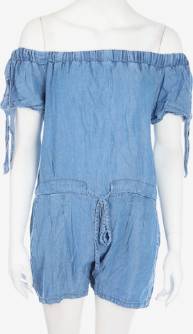 Denim Co. Playsuit in L in Blau