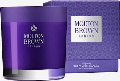 Molton Brown Kerze 'Ylang-Ylang Three Wick' in lila, Produktansicht