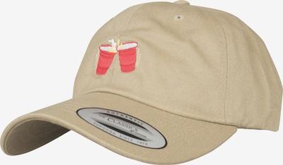Mister Tee Cap ' Wasted Dad Cap ' in beige, Produktansicht