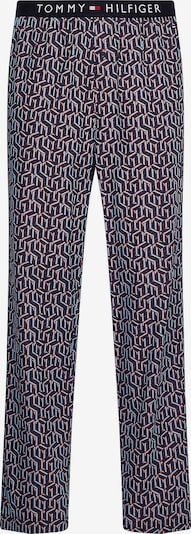 TOMMY HILFIGER Pyjamahose in dunkelblau / mischfarben, Produktansicht