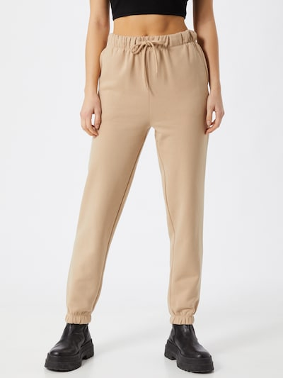 ONLY Trousers in beige, View model