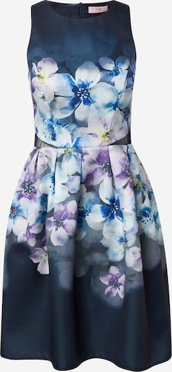 VM Vera Mont Koktejl obleka | kremna / nočno modra / svetlo modra / lila barva, Prikaz izdelka
