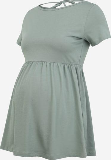 MAMALICIOUS Shirt 'HAZEL' in de kleur Smaragd, Productweergave