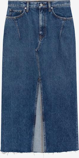 MANGO Rock 'Denim 70' in blue denim, Produktansicht
