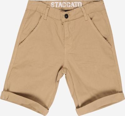 STACCATO Pantalon en beige, Vue avec produit