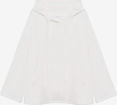 MANGO Sweatshirt 'ROOIBOS' in weiß, Produktansicht