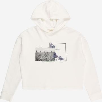 balts OVS Sportisks džemperis