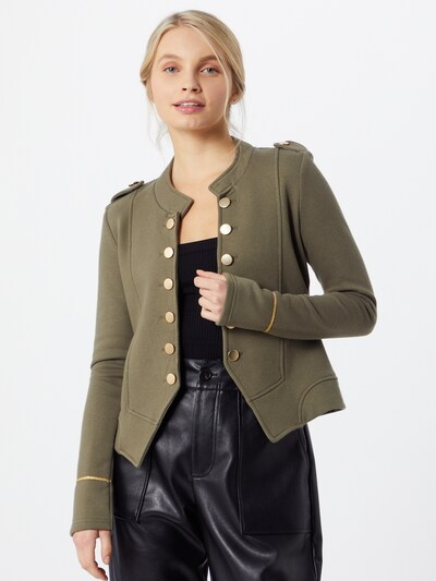 ONLY Blazer in oliv, Modelansicht