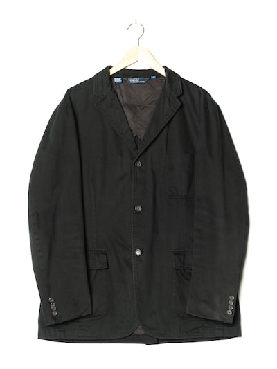 Polo Ralph Lauren Sakko in L-XL in schwarz, Produktansicht