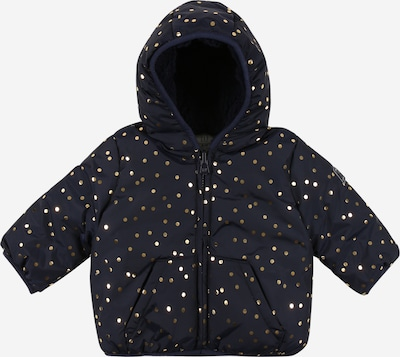 GAP Jacke in navy / gold, Produktansicht
