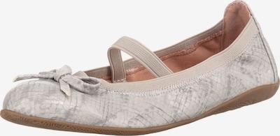 INDIGO Schuh in beige / hellgrau, Produktansicht