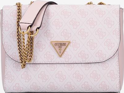 GUESS Tasche in gold / rosa, Produktansicht