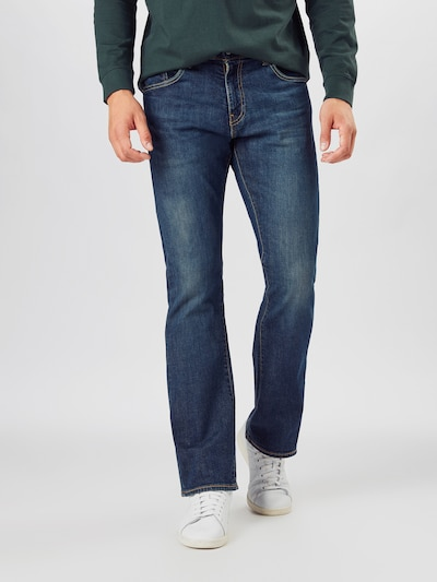 Jeans '527™' LEVI'S pe denim albastru, Vizualizare model