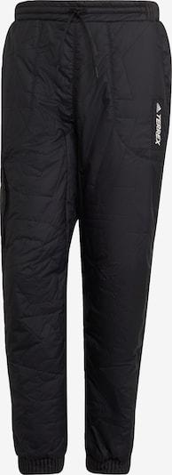 ADIDAS PERFORMANCE Sporthose 'TERREX PrimaLoft' in schwarz, Produktansicht