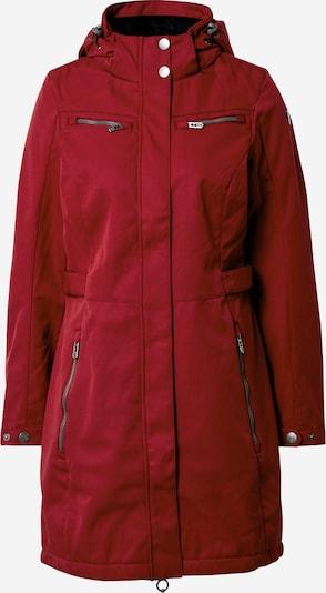 KILLTEC Outdoorová bunda 'Leora' - tmavě červená, Produkt