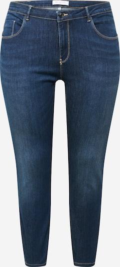ONLY Carmakoma Jeans 'RANTE' in blue denim, Produktansicht