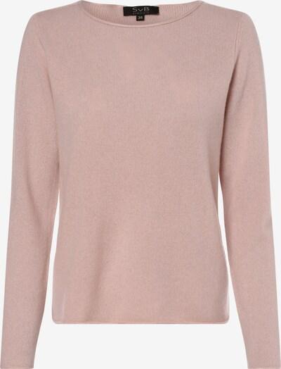 SvB Exquisit Pullover in rosa, Produktansicht