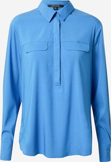 COMMA Blouse in de kleur Blauw, Productweergave