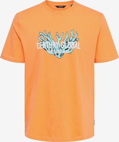 vegyes színek / narancs Only & Sons Póló, Termék nézet