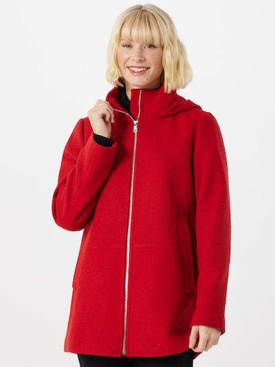 ESPRIT Přechodný kabát - tmavě červená, Model/ka