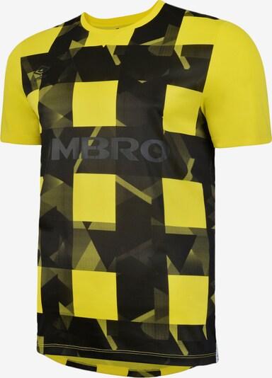 UMBRO Trikot in gelb / schwarz, Produktansicht