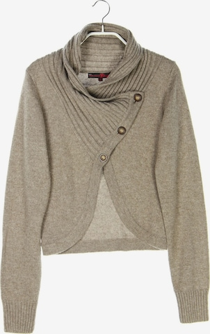 TOM TAILOR DENIM Sweater & Cardigan in XS in Brown