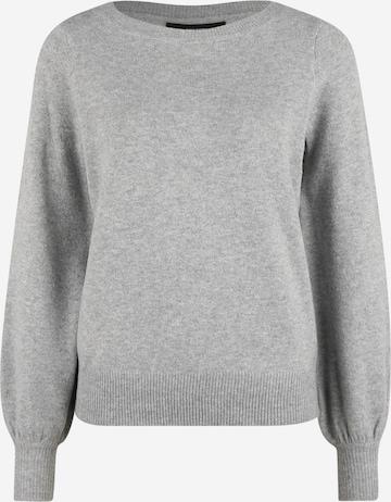 Vero Moda Petite Sweater 'BRILLIANT' in Grey
