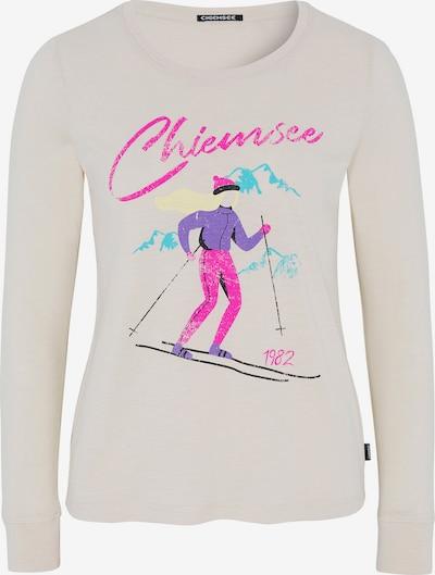 CHIEMSEE Shirt 'Hekla' in weiß, Produktansicht