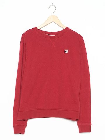 FILA Sweatshirt in XL in Rot