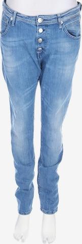 REPLAY Skinny-Jeans in 29 x 30 in Blau