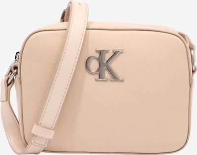Calvin Klein Jeans Olkalaukku värissä vaaleabeige, Tuotenäkymä