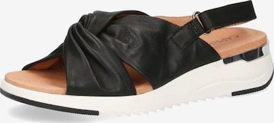 CAPRICE Sandals in Black, Item view
