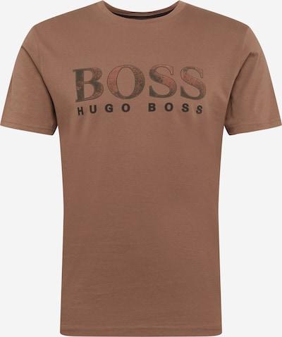 BOSS Casual Paita värissä säämiskänkeltainen, Tuotenäkymä